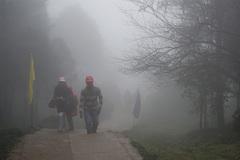 Vùng núi rét đậm rét hại, Mẫu Sơn 8,6 độ