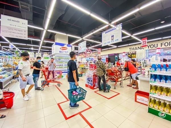 Lotte Mart tiếp tục đồng hành cùng cộng đồng trong Covid-19