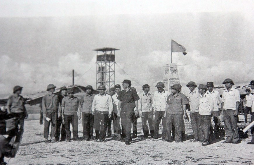 45 years of national reunification: liberation of Truong Sa archipelago