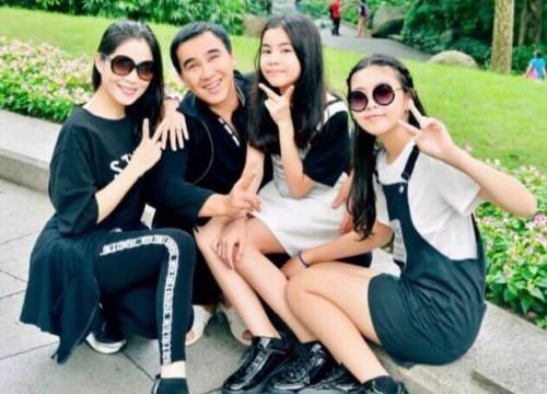 Ngẩn ngơ trước nhan sắc con gái 14 tuổi, 1m70 của MC Quyền Linh
