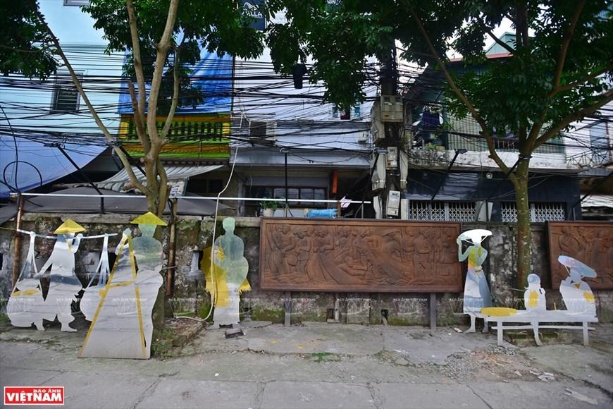 An art space built from landfill