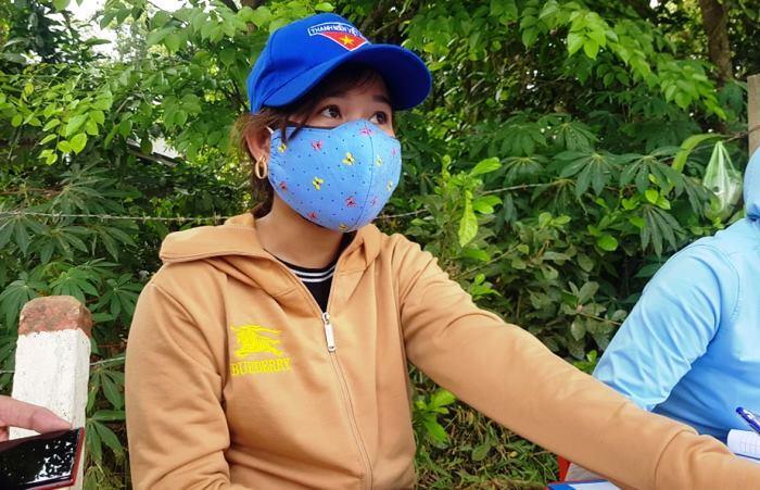 Quảng Nam điều tra kẻ tát vào mặt nữ thành viên tổ kiểm soát dịch Covid-19