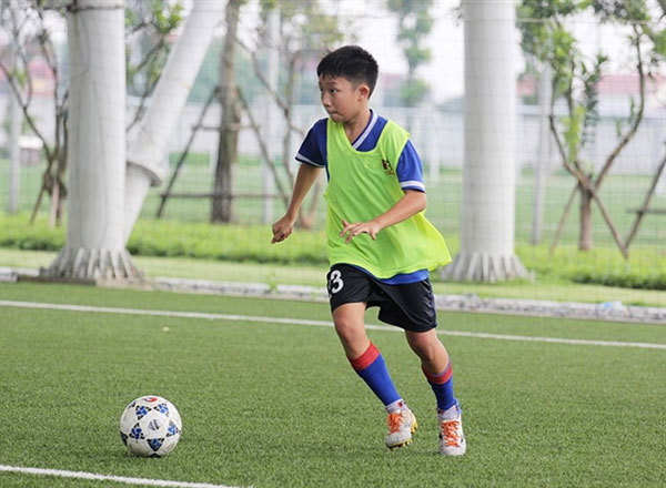 Anh Duc, a star in the making