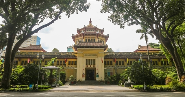 Explore the first museum in southern Vietnam