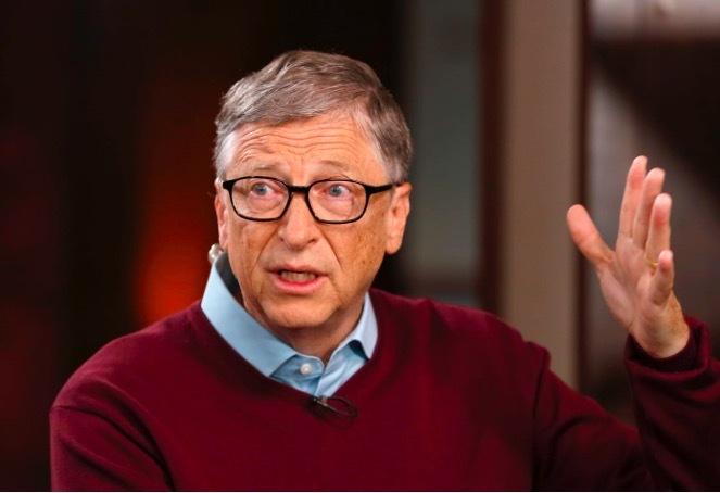 Giữa dịch Covid-19, Bill Gates dự báo thời điểm cuộc sống trở lại ...