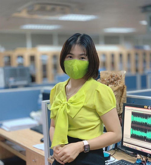 Amid COVID-19 pandemic, mask fashion takes off