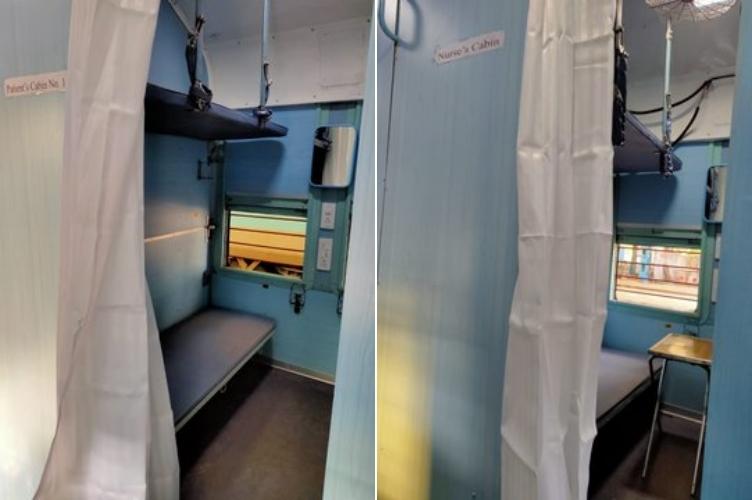 Biểu tượng đường sắt Ấn Độ lần đầu đóng cửa sau 167 năm, chuyển thành bệnh viện di động