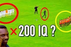 Những pha xử lý có IQ cực cao trong bóng đá