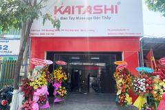 Kaitashi - địa chỉ mua sắm ghế massage ở Bình Dương