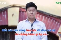 Nam sinh Hà Nội bị làm nhục trước lớp, cách 'trả đũa' ai cũng phải nể