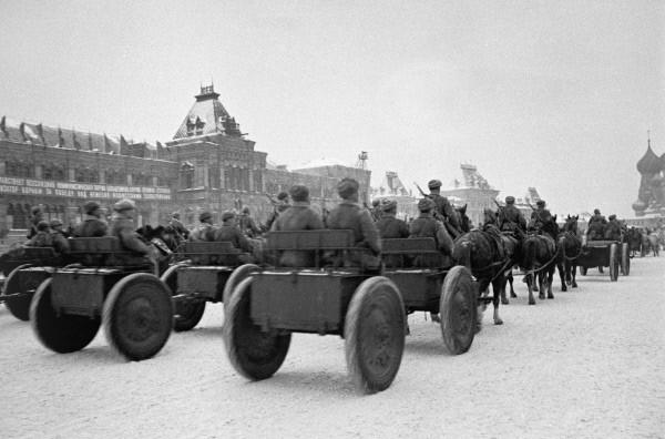 Trận đánh sinh tử giúp Moscow được phong tặng 'thành phố anh hùng'