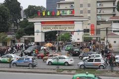 Hà Nội đề nghị truy xuất dữ liệu tài xế chở khách đi BV Bạch Mai