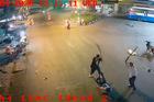 Người đàn ông ở Tiền Giang bị chém dã man trước cây xăng