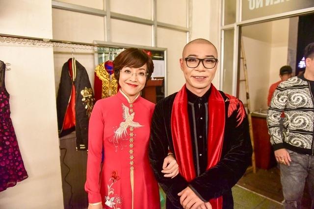 MC Thảo Vân 'thách đấu' công khai với chồng cũ Công Lý