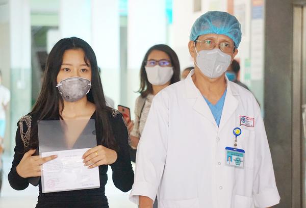 Nữ nhân viên quán rượu xuất viện, Đà Nẵng chỉ còn 1 người nhiễm Covid-19
