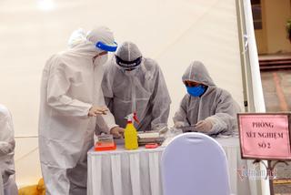 Bộ Y tế nâng mức độ chống dịch, bệnh nhân đi khám coi như người nghi nhiễm