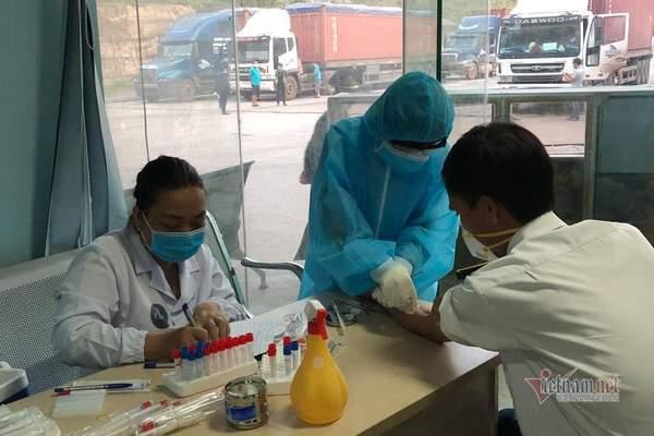 Bộ Y tế công nhận CDC Hà Tĩnh đủ năng lực xét nghiệm Covid-19
