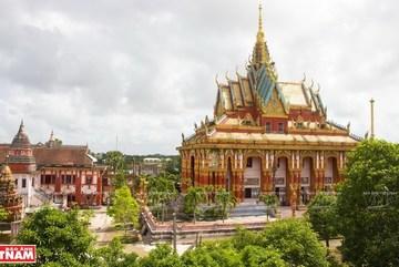 Ghositaram pagoda - unique destination in Bac Lieu