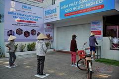'ATM gạo' miễn phí dành cho người nghèo thời cách ly toàn xã hội