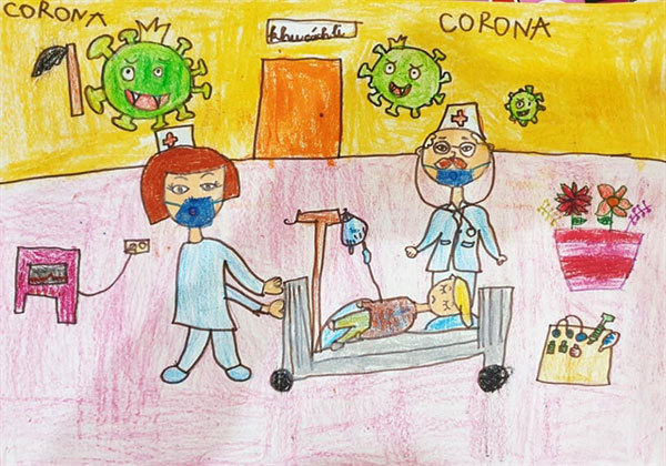 House of Art launches COVID-19 drawing contest for kids