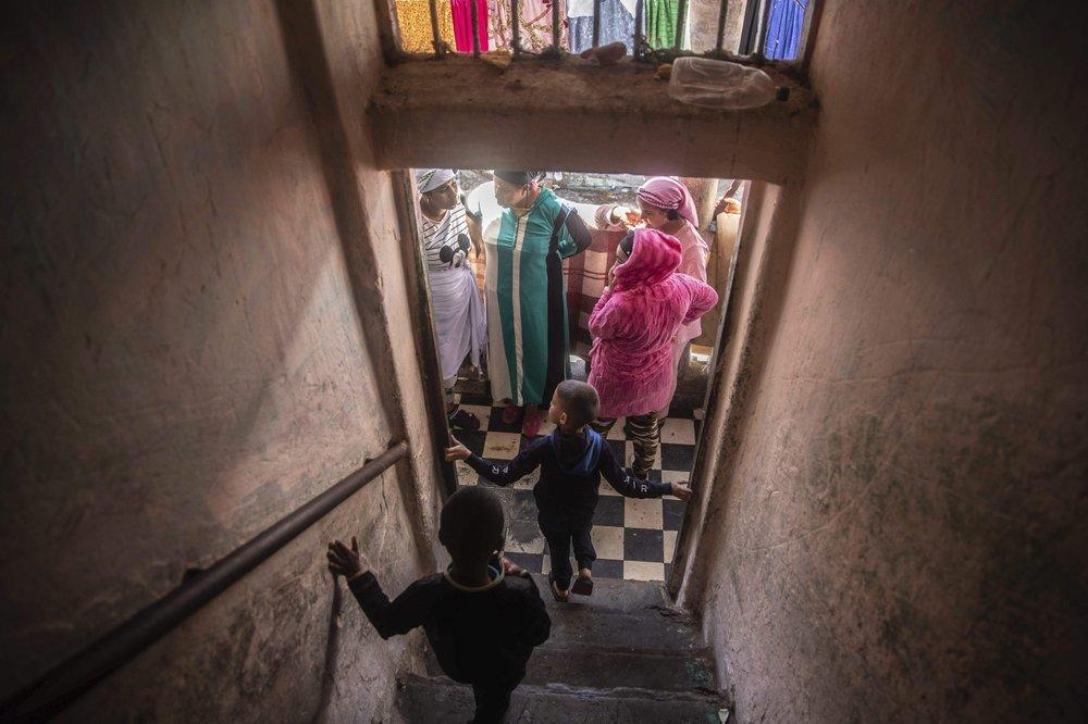 Nỗi ám ảnh Covid-19 của dân nghèo Morocco