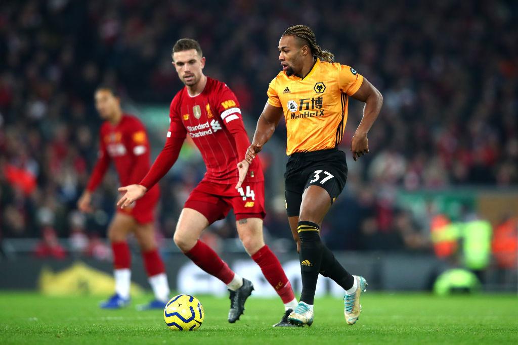 Liverpool dốc két 70 triệu bảng mua Adama Traore