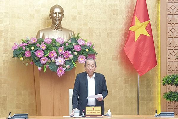 Đại tướng Tô Lâm: Công an chính quy về xã làm 'sống' dữ liệu dân cư