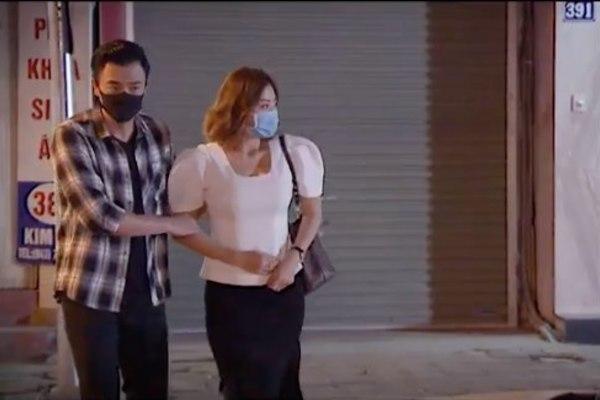 'Những ngày không quên' tập 3, Dương bắt gặp anh rể đưa bồ đi khám thai