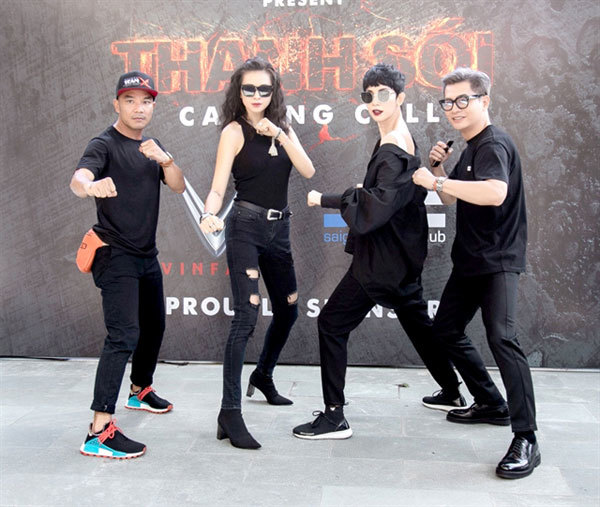 VN film industry faces shortage of skilled actors