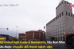 Khách sạn 4 sao chuyển thành bệnh viện thời Covid-19