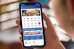 'Đi chợ online' trên ứng dụng BIDV SmartBanking