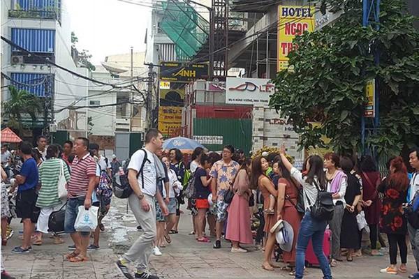 Công ty Việt cho DN Trung Quốc mượn giấy phép kinh doanh