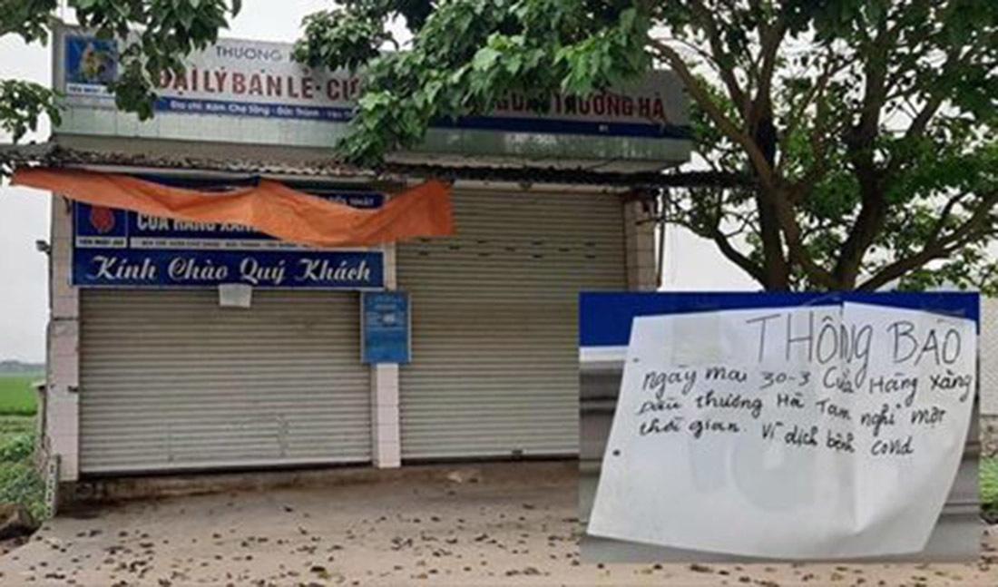 Cây xăng ở Nghệ An bị phạt 30 triệu vì tự ý đóng cửa nghỉ dịch