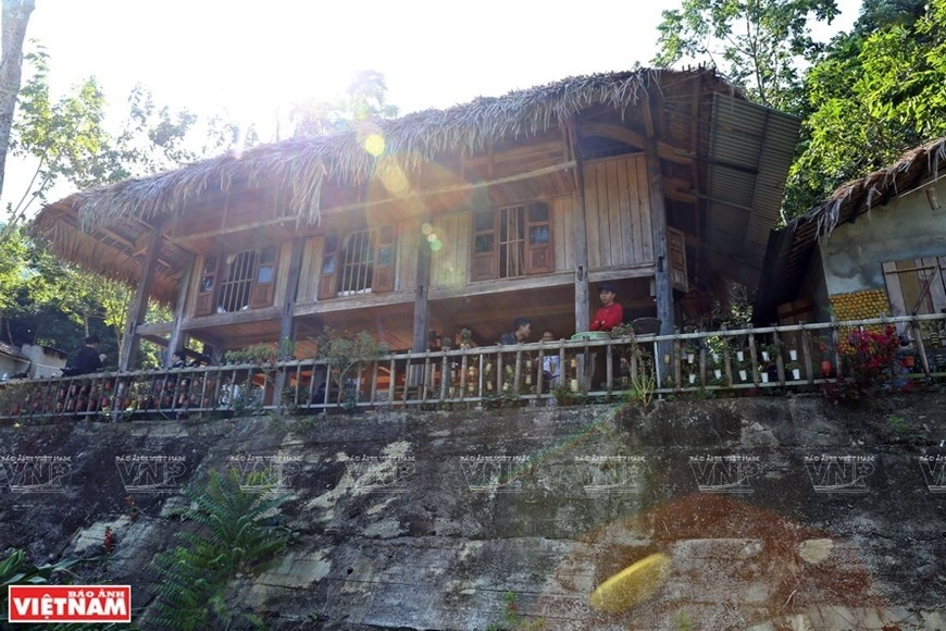 Da Bia village