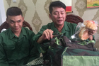 Con trai Tấn Beo tình nguyện xin làm việc ở khu cách ly