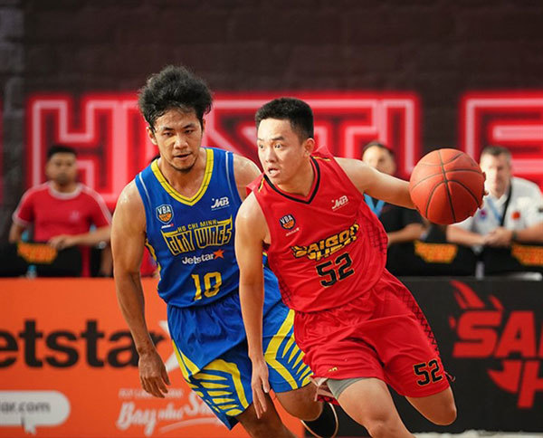 Vietnam Basketball Association postpones tip-off due to COVID-19