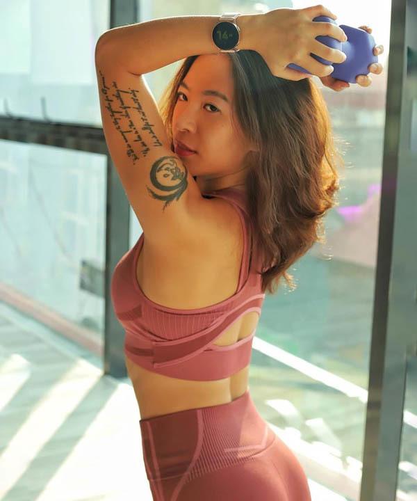 Hana Giang Anh, người bị nghi xen vào chuyện tình Quang Đăng - Thái Trinh là ai?