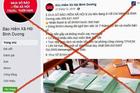 Tài khoản Facebook mạo danh BHXH thu mua sổ bảo hiểm