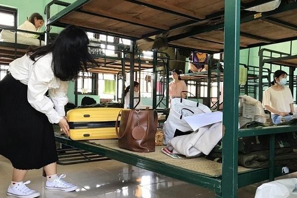 Đà Nẵng chưa thu phí cách ly người đến từ Hà Nội, TP.HCM