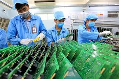 The health of VN manufacturing sector worsens amid Covid-19 crisis