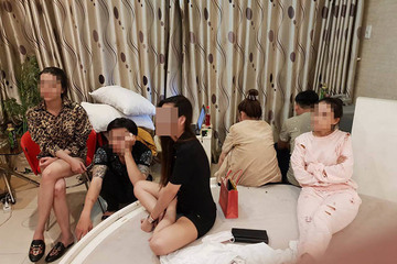 Tiệc ma túy trong căn hộ chung cư ở Sài Gòn giữa mùa dịch Covid-19