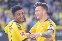MU choáng váng Dortmund hét giá Jadon Sancho