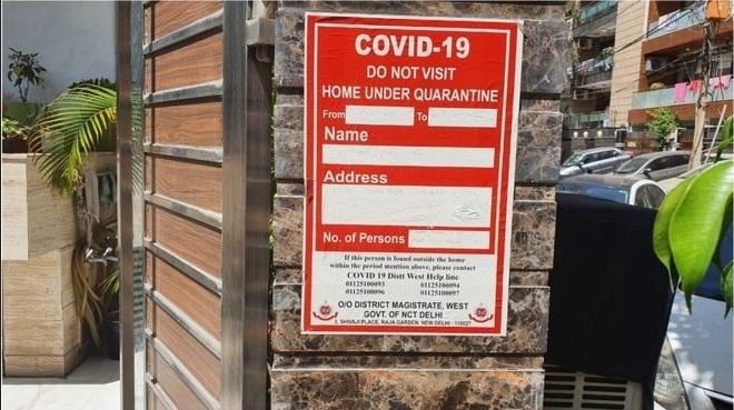 Tự nguyện cách ly phòng Covid-19, nhiều người Ấn Độ ngao ngán với tin đồn
