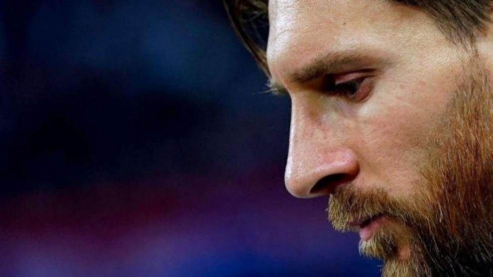 Messi dính chấn thương khi La Liga chuẩn bị đá lại