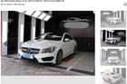 Ngân hàng thanh lý ô tô: Mercedes-Benz 750 triệu, có xe 100 triệu