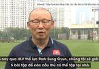 """Thầy Park truyền """"bí kíp"""" luyện tập tại nhà cho cầu thủ thời Covid"""