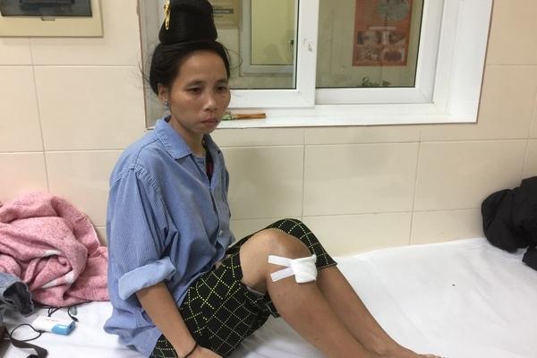 Cạn kiệt tiền chữa bệnh, cô gái dân tộc La Ha ung thư xương gặp nguy