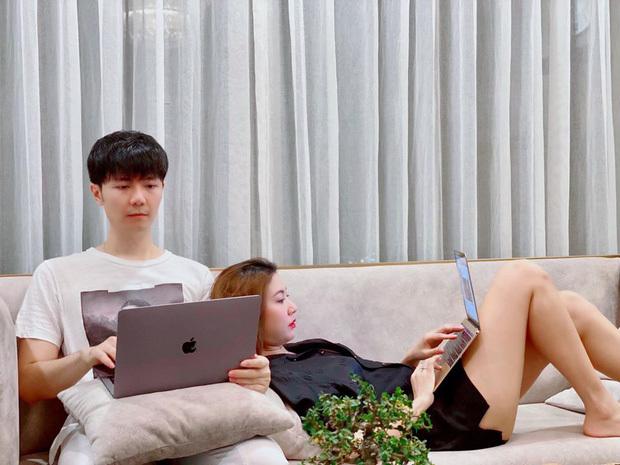 Á hậu Thuý Vân công khai chồng sắp cưới - doanh nhân Nhật Vũ