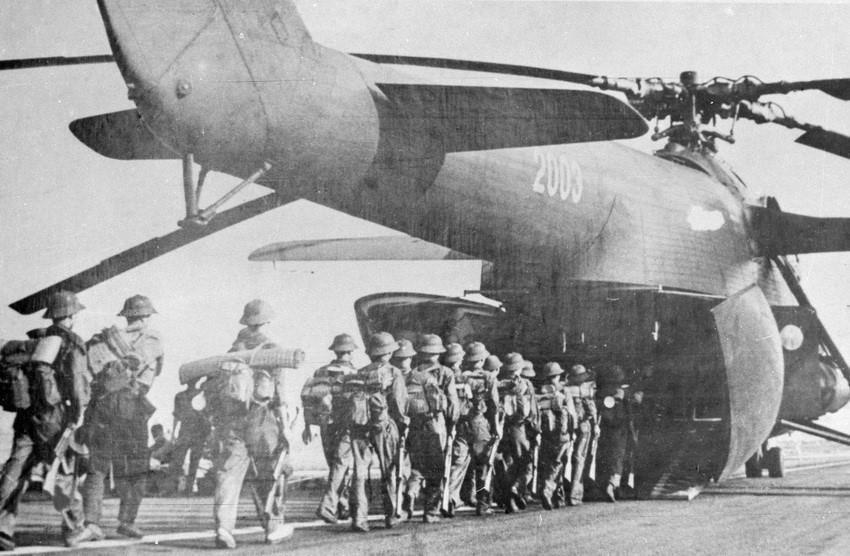 Ho Chi Minh Campaign – Strategic battle