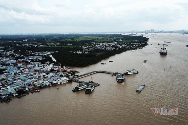 Vẫn chưa chốt phương án xây cầu thay phà Cát Lái nối TP.HCM và Đồng Nai